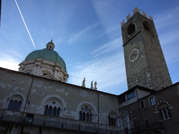 il Duomo nuovo da Palazzo della Prefettura