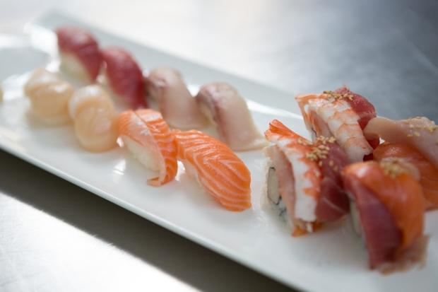 Sushi, Chef Shimizu, Ristorante Kyotaru