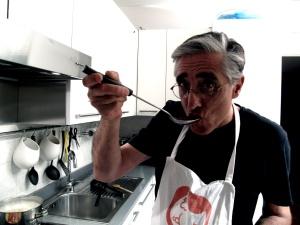 Gigi, il cuoco di Camera con Vista