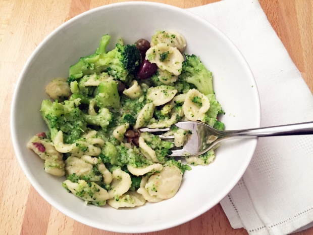 Orecchiette con i broccoli_IMG_7433