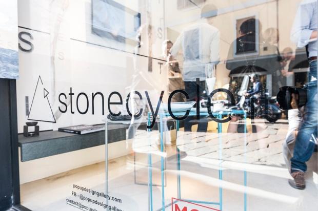 Stonecycle, showroom