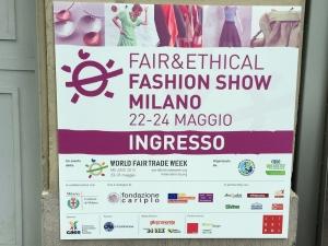 Fair & Ethical Fashion Show