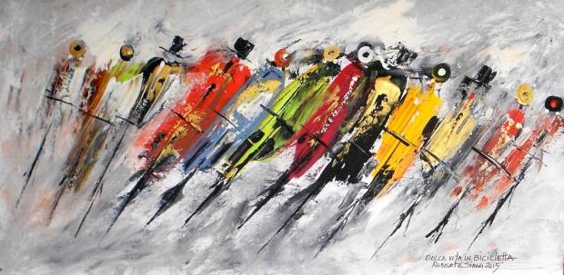 Sironi, Dolce Vita in Bicicletta