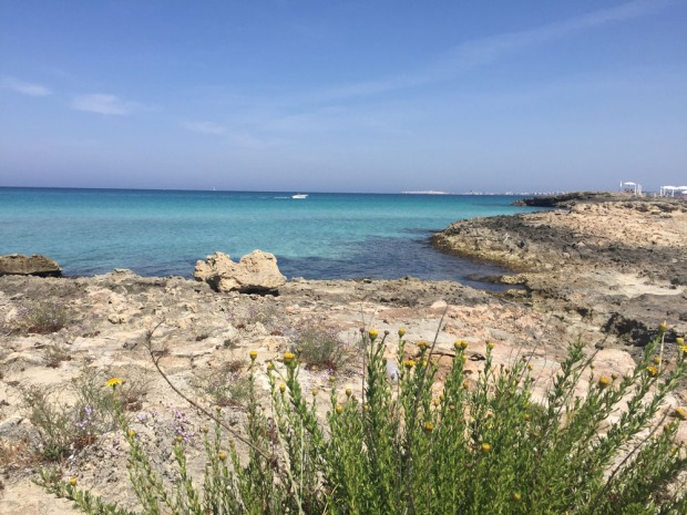 Gallipoli, Punta della Suina