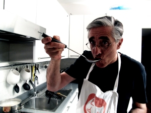 Luigi, il cuoco di Camera con Vista