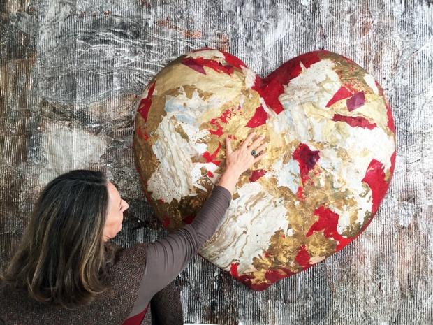 Cristina Colombo e il suo cuore 'The One'