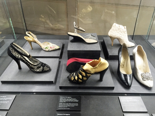 Bellissima, calzature Ferragamo