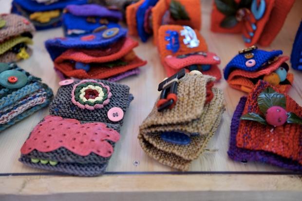 I libbricini di lana per bambini di Ulla (ph. Duilio PIaggesi)
