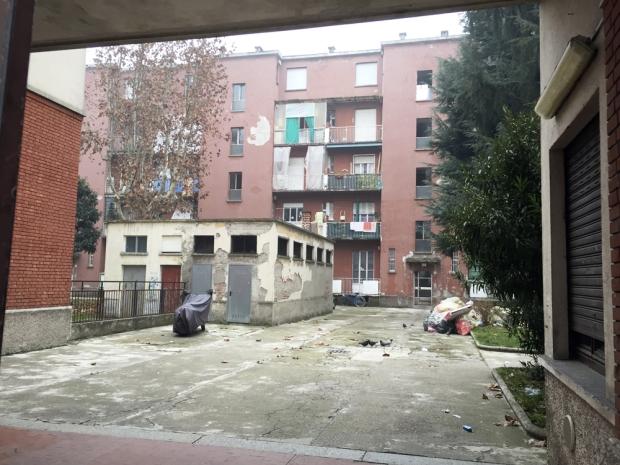 Case Aler di Via Lorenteggio a Milano